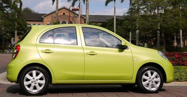 2014 Nissan March 1.5旗艦版  第3張相片
