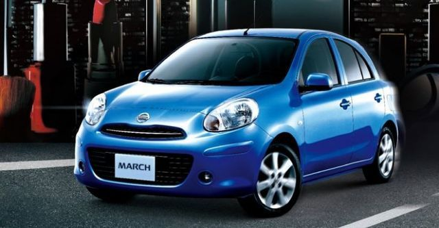 2014 Nissan March 1.5豪華版  第1張相片