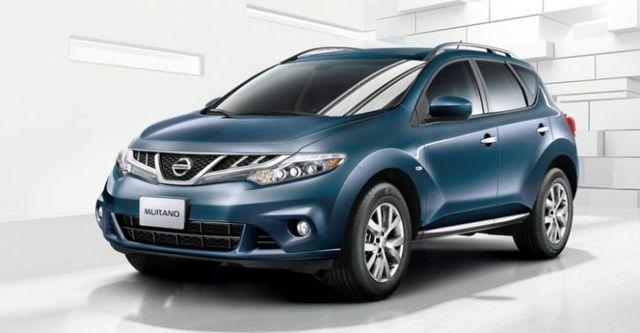 2014 Nissan Murano 3.5  第1張相片