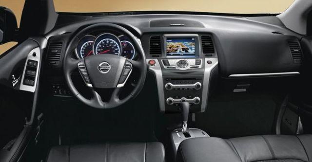 2014 Nissan Murano 3.5  第9張相片
