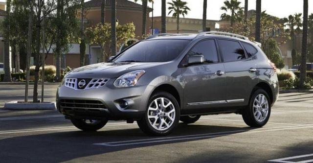 2014 Nissan Rogue 2WD尊貴型  第1張相片