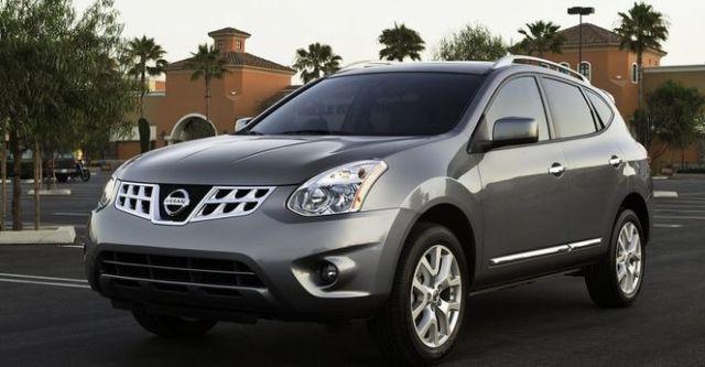 2014 Nissan Rogue AWDi尊貴型  第1張相片