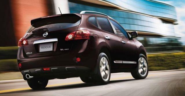 2014 Nissan Rogue AWDi旗艦型  第2張相片