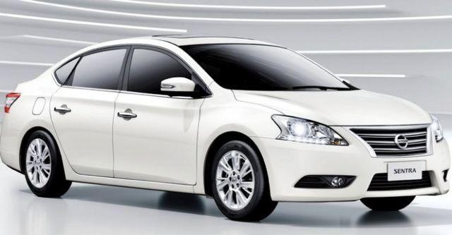 2014 Nissan Sentra 1.8 旗艦版  第1張相片
