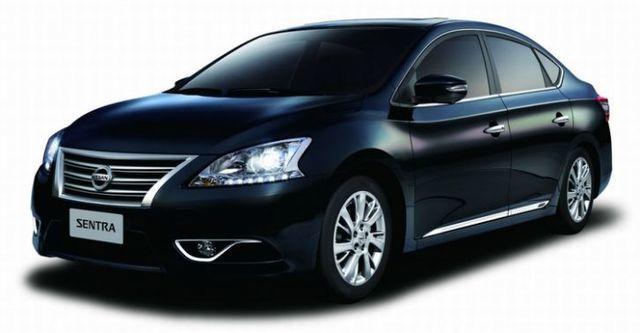 2014 Nissan Sentra 1.8 豪華版  第1張相片
