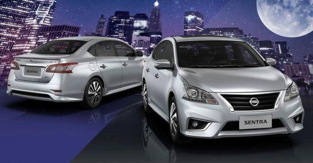 2014 Nissan Sentra Aero 1.8 旗艦版  第1張相片
