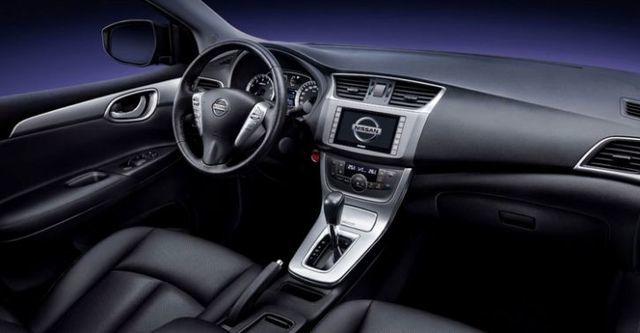2014 Nissan Sentra Aero 1.8 旗艦版  第6張相片