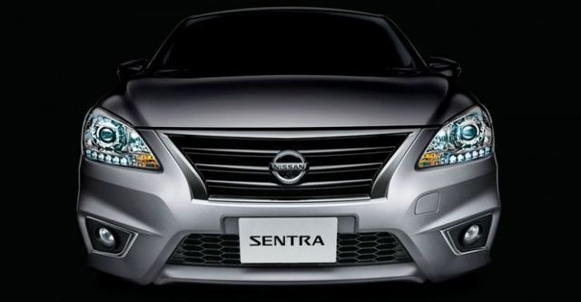 2014 Nissan Sentra Aero 1.8 豪華版  第3張相片
