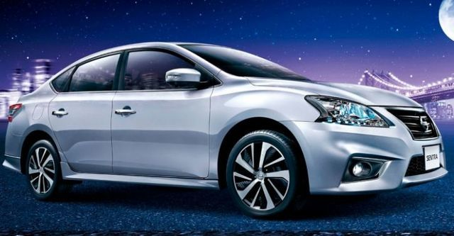 2014 Nissan Sentra Aero 1.8 豪華版  第5張相片