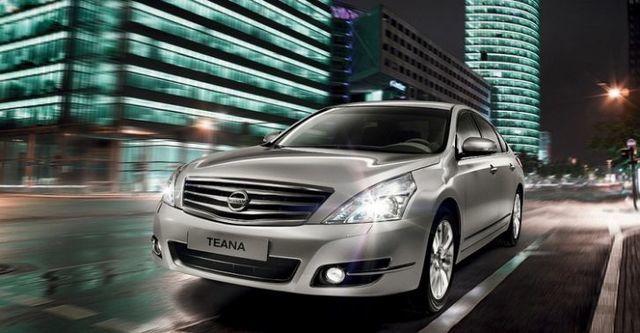 2014 Nissan Teana 2.5 LD豪華版  第1張相片