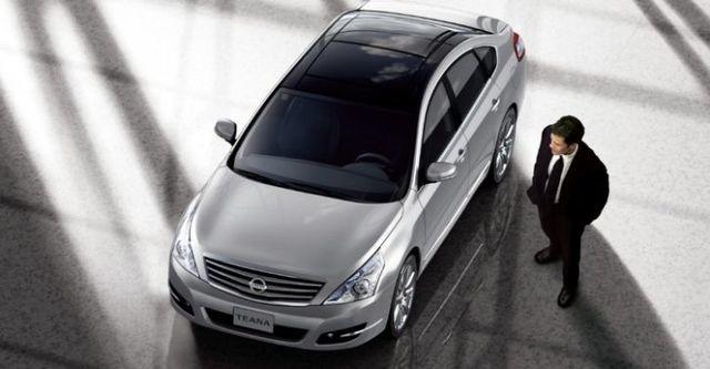 2014 Nissan Teana 2.5 LG旗艦天窗版  第4張相片