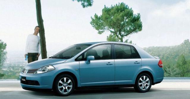 2014 Nissan Tiida 4D 傳奇版  第2張相片