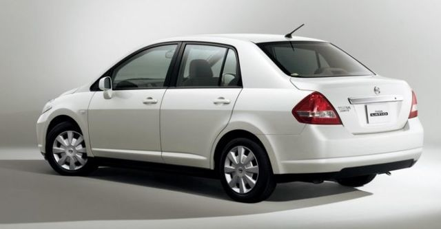 2014 Nissan Tiida 4D 傳奇版  第5張相片