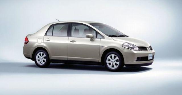 2014 Nissan Tiida 4D 豪華版  第1張相片