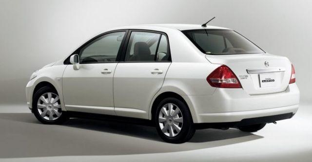 2014 Nissan Tiida 4D 豪華版  第5張相片