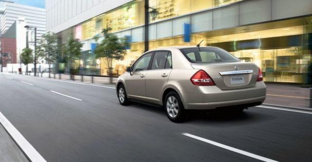 2014 Nissan Tiida 4D 豪華版  第6張相片