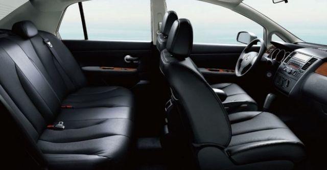 2014 Nissan Tiida 4D 豪華版  第8張相片