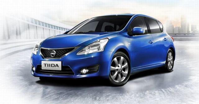 2014 Nissan Tiida 5D 豪華影音版  第1張相片