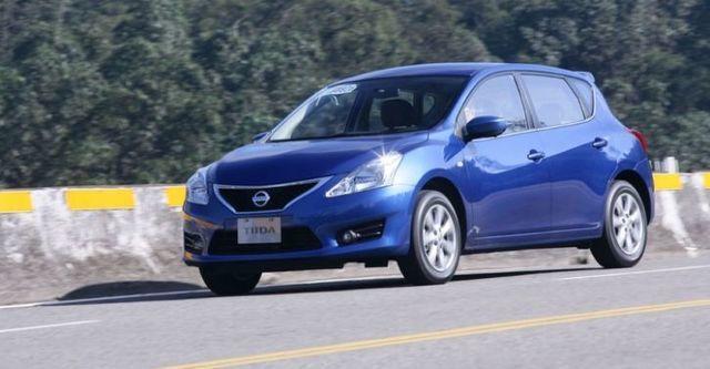 2014 Nissan Tiida 5D 豪華影音版  第3張相片