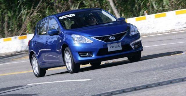 2014 Nissan Tiida 5D 豪華影音版  第5張相片