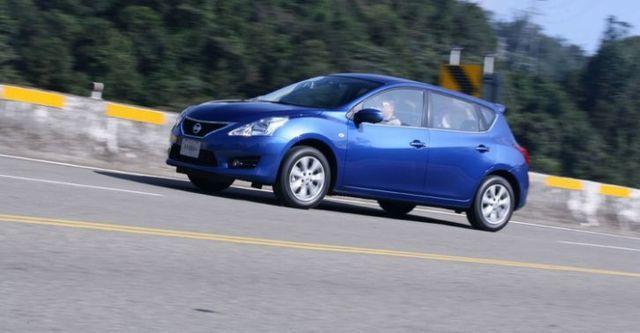 2014 Nissan Tiida 5D 豪華影音版  第6張相片