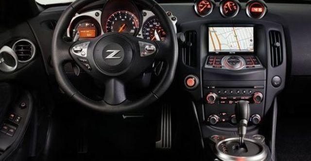 2013 Nissan 370Z Coupe 3.7  第6張相片