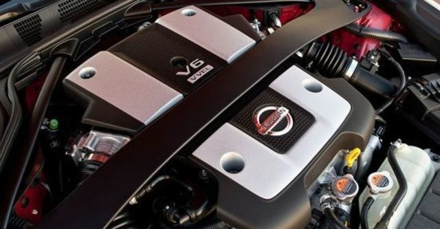2013 Nissan 370Z Coupe 3.7  第8張相片