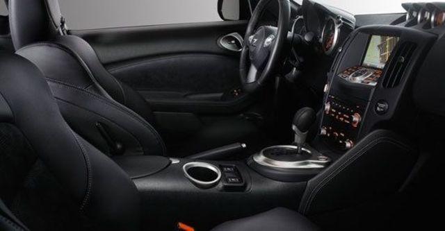 2013 Nissan 370Z Coupe 3.7  第9張相片