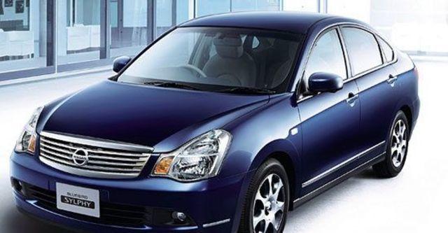 2013 Nissan Bluebird 2.0 L  第1張相片
