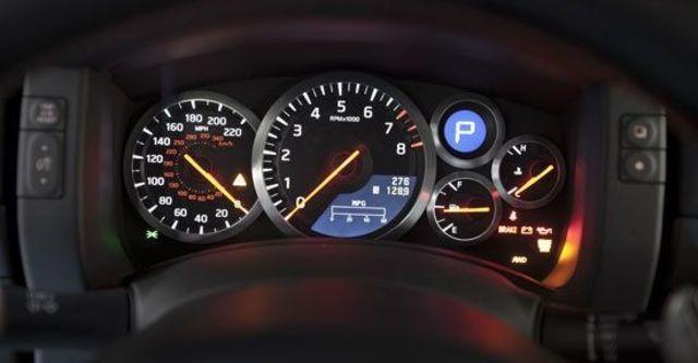 2013 Nissan GT-R Black Premium  第9張相片