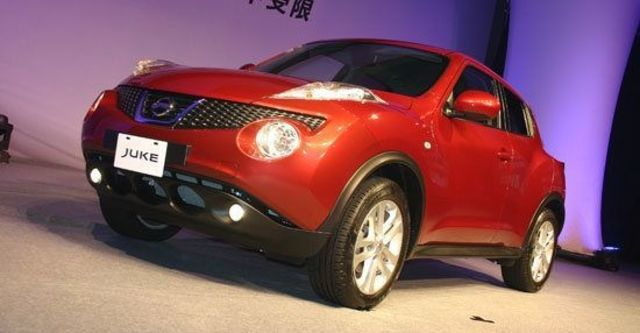 2013 Nissan Juke 1.6渦輪增壓  第1張相片