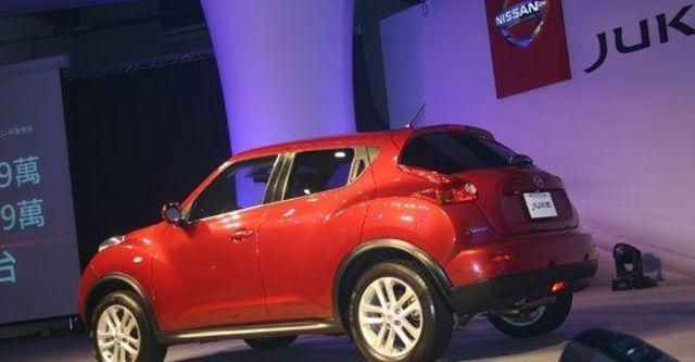2013 Nissan Juke 1.6渦輪增壓  第3張相片