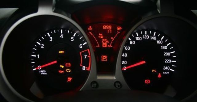 2013 Nissan Juke 1.6渦輪增壓  第8張相片