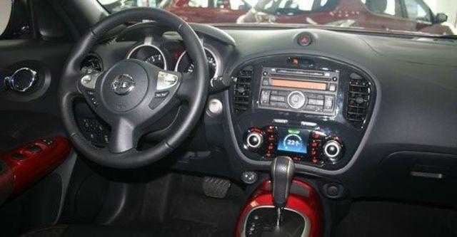2013 Nissan Juke 1.6渦輪增壓  第10張相片