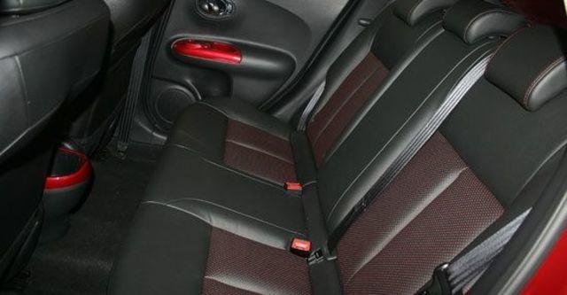 2013 Nissan Juke 1.6渦輪增壓  第11張相片