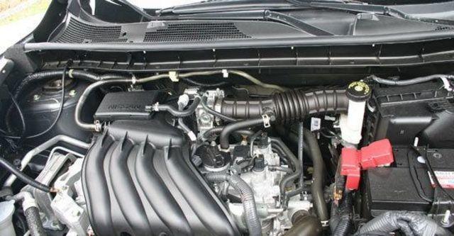 2013 Nissan Juke 1.6自然進氣  第5張相片