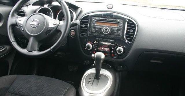 2013 Nissan Juke 1.6自然進氣  第8張相片