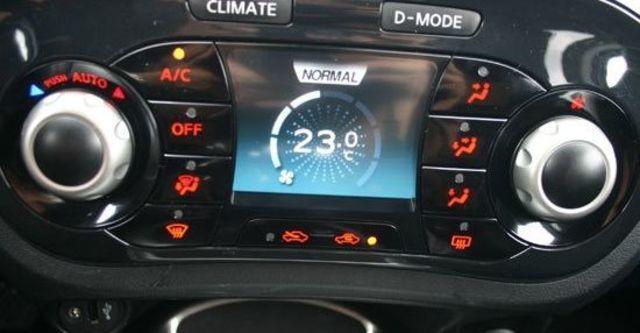 2013 Nissan Juke 1.6自然進氣  第9張相片