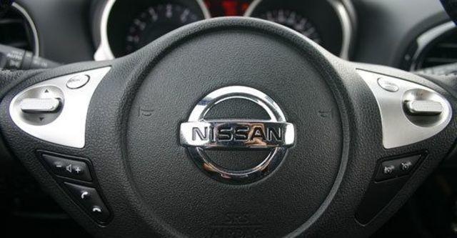 2013 Nissan Juke 1.6自然進氣  第10張相片