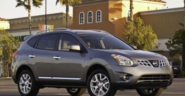 2013 Nissan Rogue 2WD豪華型S+  第1張相片