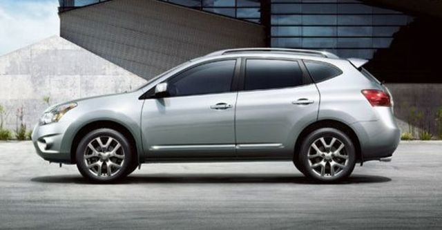 2013 Nissan Rogue AWDi旗艦型SL  第3張相片