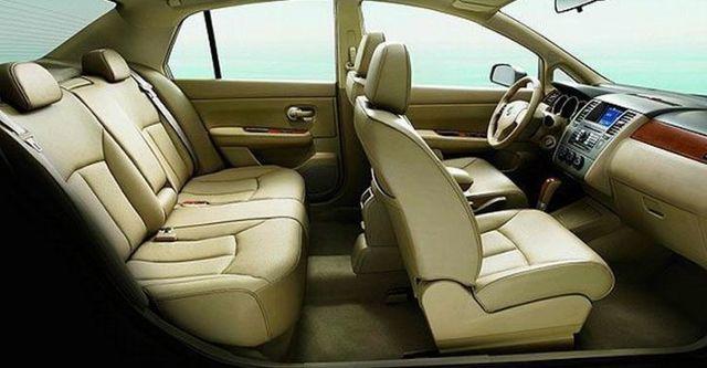 2013 Nissan Tiida 4D 1.6 L  第4張相片