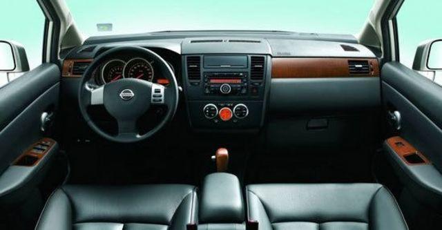 2013 Nissan Tiida 4D 1.6 L  第5張相片