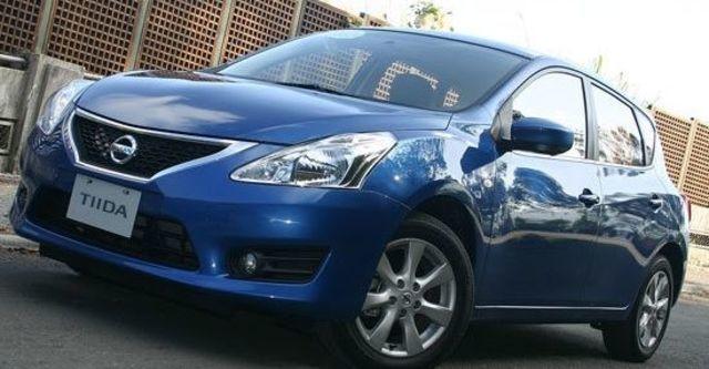 2013 Nissan Tiida 5D 1.6 SL規旗艦版  第1張相片