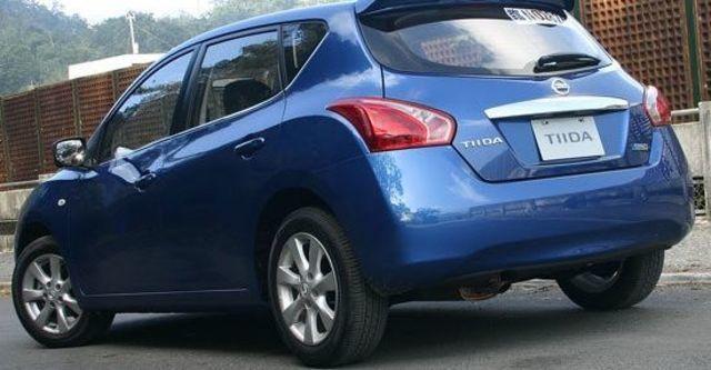 2013 Nissan Tiida 5D 1.6 SL規旗艦版  第3張相片