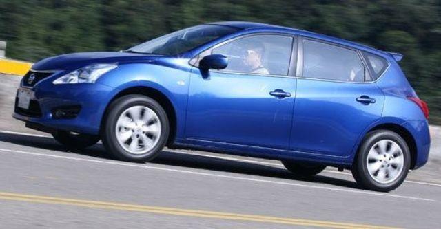 2013 Nissan Tiida 5D 1.6 S規  第1張相片