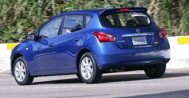 2013 Nissan Tiida 5D 1.6 S規  第3張相片