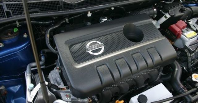 2013 Nissan Tiida 5D 1.6 S規  第4張相片