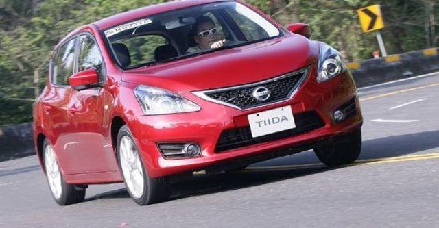 2013 Nissan Tiida 5D 1.6 Turbo SL規  第1張相片