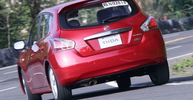2013 Nissan Tiida 5D 1.6 Turbo SL規  第3張相片